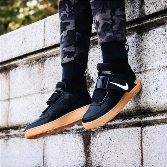 low priced 71786 060b4 Nike air force 1 utility sneakers
